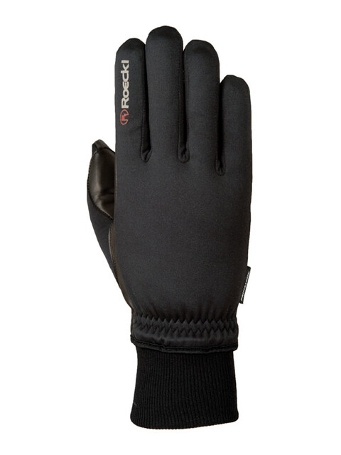 Roeckl Multi Windstopper Kolon schwarz
